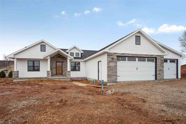 240 Rivers Edge Drive, Kimberly, WI 54136 (#50197589) :: Dallaire Realty