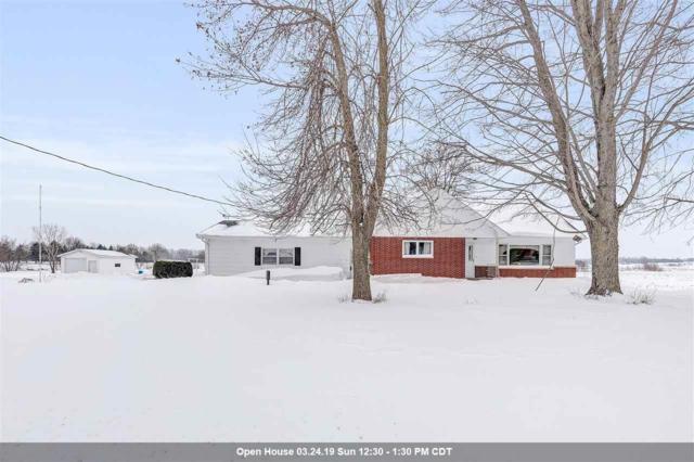 N6270 Hwy 47, Black Creek, WI 54106 (#50197875) :: Symes Realty, LLC