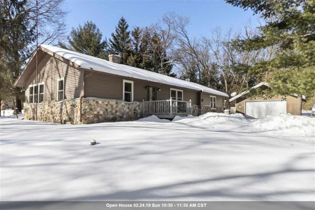 N4181 15TH Drive, Wautoma, WI 54982 (#50198030) :: Todd Wiese Homeselling System, Inc.