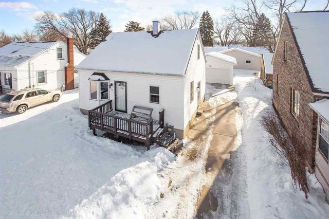 537 Morris Avenue, Green Bay, WI 54304 (#50198105) :: Dallaire Realty