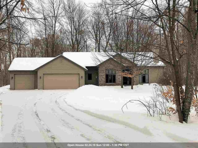 N3880 Anita Wieckert Road, Appleton, WI 54913 (#50198109) :: Todd Wiese Homeselling System, Inc.