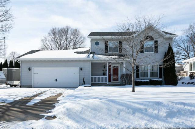 307 Krieser Drive, Mayville, WI 53050 (#50198129) :: Dallaire Realty