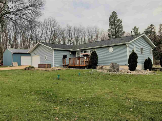 N6191 Hwy Y, Montello, WI 53949 (#50198260) :: Todd Wiese Homeselling System, Inc.