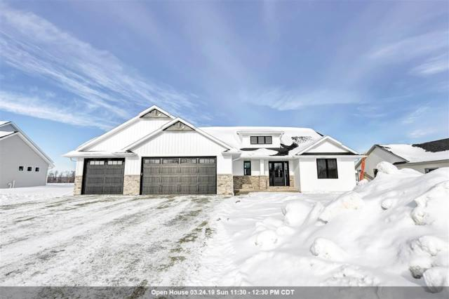 1130 Applewood Drive, De Pere, WI 54115 (#50198459) :: Todd Wiese Homeselling System, Inc.