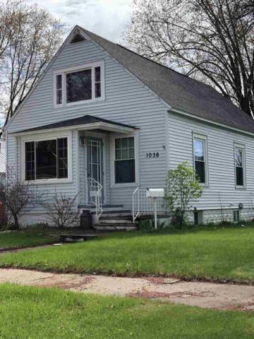 1036 Walnut Street, Marinette, WI 54143 (#50198575) :: Dallaire Realty