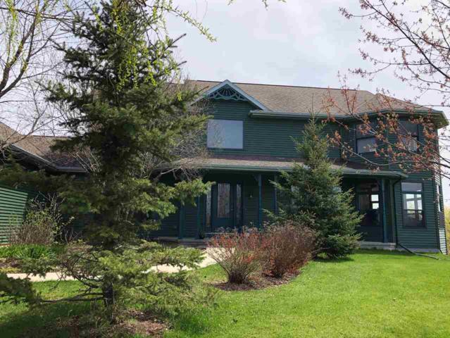 W3836 Garden Drive, Eden, WI 53019 (#50198658) :: Dallaire Realty
