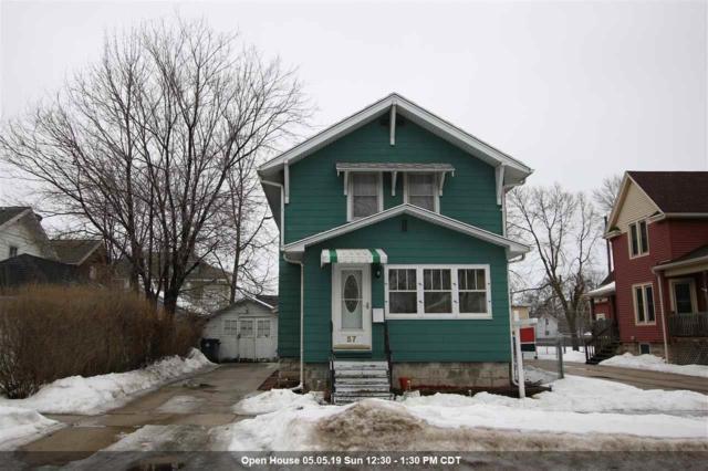 57 E Follett Street, Fond Du Lac, WI 54935 (#50198787) :: Todd Wiese Homeselling System, Inc.