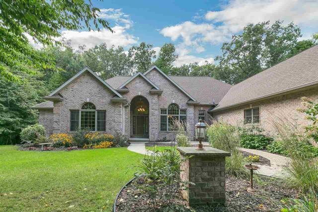 6186 Baywood Circle, Luxemburg, WI 54217 (#50198805) :: Dallaire Realty