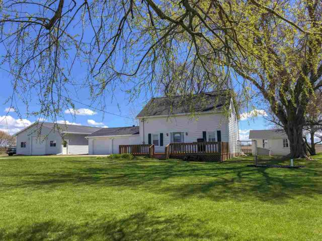 10099 Ledge Road, Brussels, WI 54204 (#50199042) :: Symes Realty, LLC