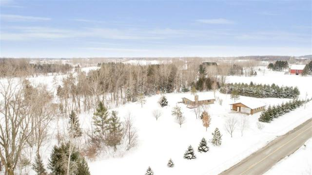 8253 Hwy D, Sobieski, WI 54171 (#50199063) :: Dallaire Realty