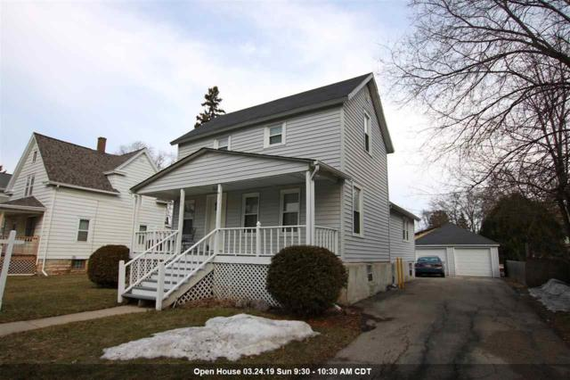 329 E Merrill Avenue, Fond Du Lac, WI 54935 (#50199248) :: Todd Wiese Homeselling System, Inc.