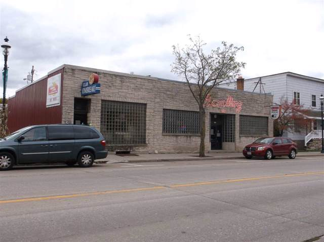 120 W Main Street, Omro, WI 54963 (#50199258) :: Dallaire Realty