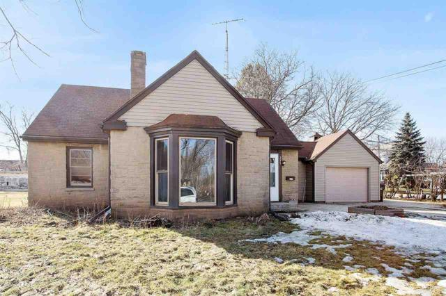 315 S Francis Street, Brillion, WI 54110 (#50199348) :: Dallaire Realty