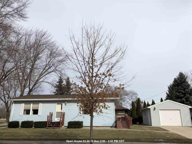 115 Northland Avenue, Fond Du Lac, WI 54935 (#50199395) :: Todd Wiese Homeselling System, Inc.