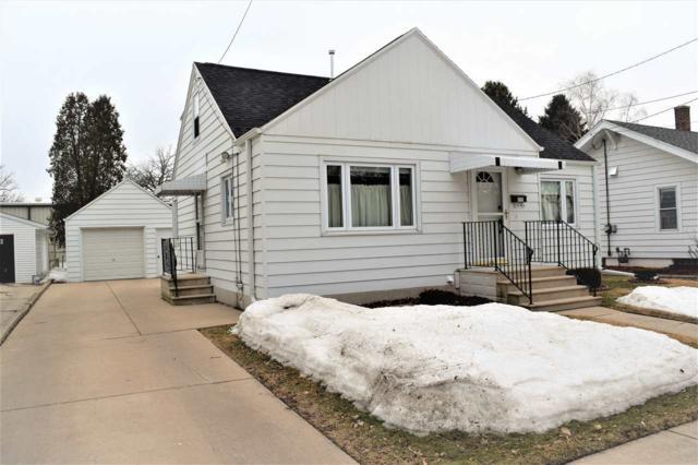 650 Fairview Avenue, De Pere, WI 54115 (#50199410) :: Symes Realty, LLC