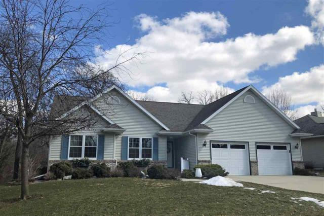 1111 Eastman Lane, Fond Du Lac, WI 54935 (#50199425) :: Todd Wiese Homeselling System, Inc.