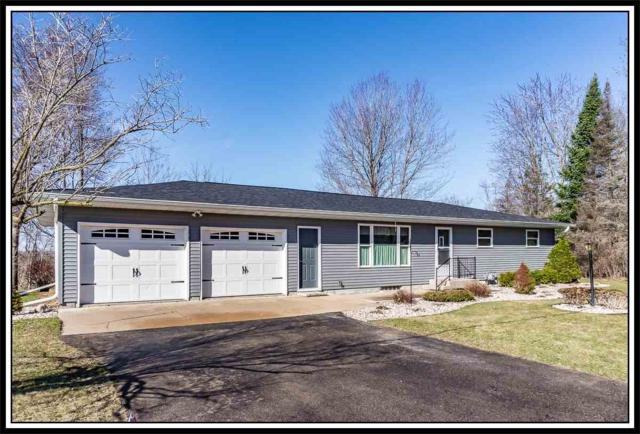 E9001 Hwy X, New London, WI 54961 (#50200503) :: Todd Wiese Homeselling System, Inc.