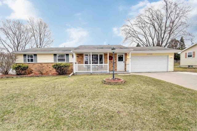 2445 Doney Street, Green Bay, WI 54313 (#50200600) :: Dallaire Realty