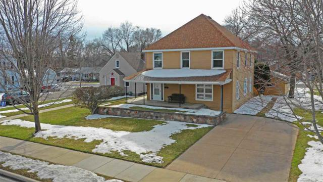 710 S Main Street, Waupaca, WI 54981 (#50200721) :: Dallaire Realty