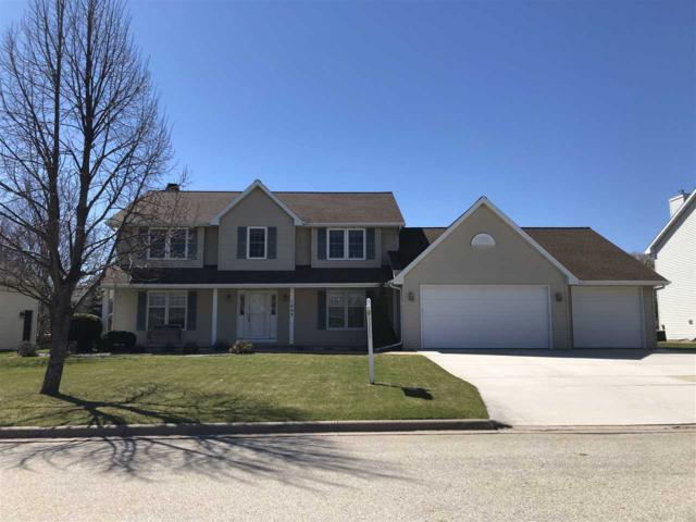 1495 Westmeath Avenue, Green Bay, WI 54313 (#50200818) :: Dallaire Realty