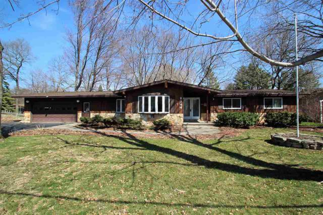 2744 Hazelwood Lane, Green Bay, WI 54304 (#50200900) :: Dallaire Realty