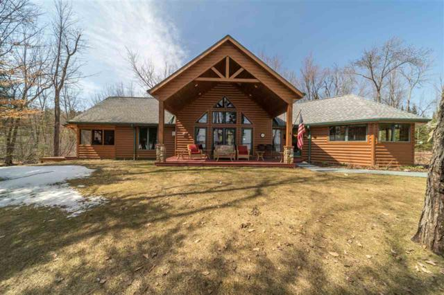 W6009 Lake Road, Wausaukee, WI 54177 (#50201209) :: Symes Realty, LLC