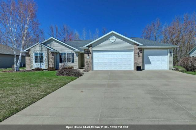 W7252 Dover Court, Greenville, WI 54942 (#50201282) :: Dallaire Realty
