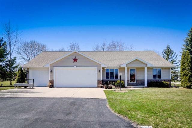 N9529 Andrew Drive, Appleton, WI 54915 (#50201302) :: Dallaire Realty