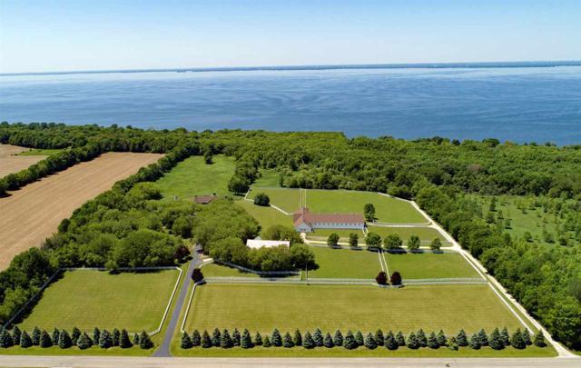 N6279 Lake Shore Drive, Hilbert, WI 54129 (#50201469) :: Symes Realty, LLC