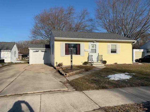 1009 N Platten Street, Green Bay, WI 54303 (#50201582) :: Dallaire Realty