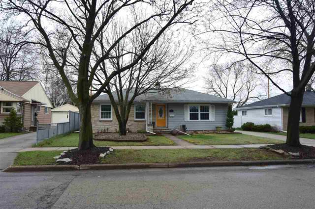 1018 E Lindbergh Street, Appleton, WI 54911 (#50201949) :: Dallaire Realty