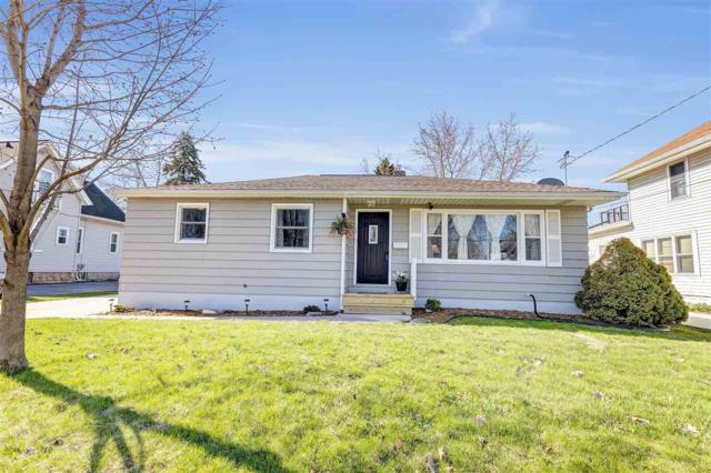 1640 Franz Avenue, Green Bay, WI 54302 (#50201952) :: Symes Realty, LLC