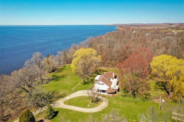 N3353 Lakeshore Drive, Chilton, WI 53014 (#50202141) :: Dallaire Realty