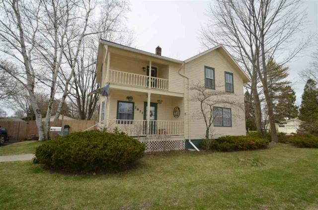2822 Lincoln Avenue, Two Rivers, WI 54241 (#50202320) :: Dallaire Realty