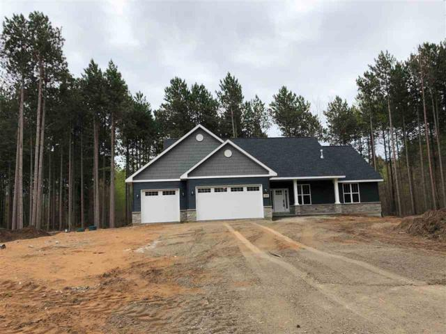 878 Maple Leaf Trail, Sobieski, WI 54171 (#50202642) :: Symes Realty, LLC