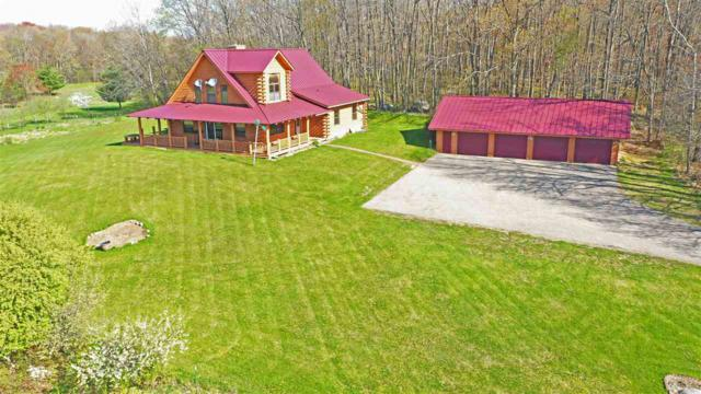 N8181 Hwy 49, Iola, WI 54945 (#50202709) :: Dallaire Realty
