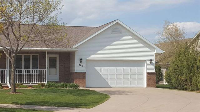 346 Parkside Court, Kimberly, WI 54136 (#50202820) :: Dallaire Realty