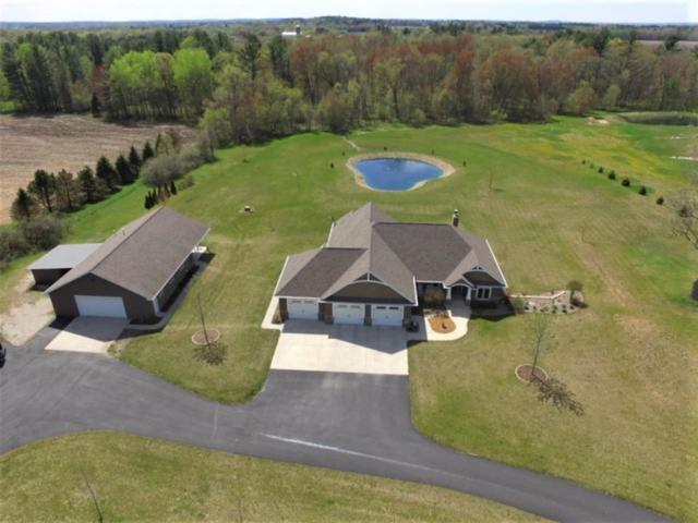 N1173 Hwy W, Fremont, WI 54940 (#50202907) :: Dallaire Realty