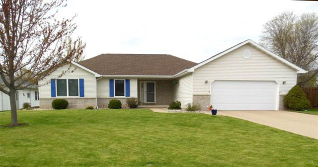1224 W Woodstone Drive, Appleton, WI 54914 (#50202941) :: Dallaire Realty