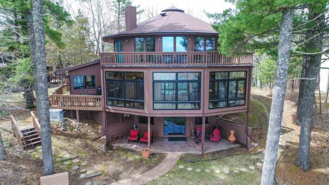 E1171 Round Lake Drive, Waupaca, WI 54981 (#50203111) :: Dallaire Realty