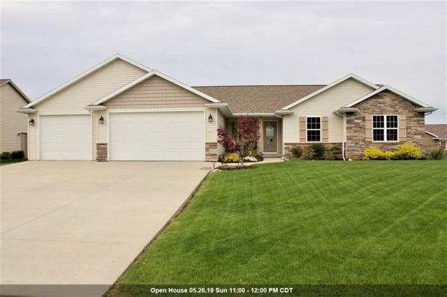 W6310 Rocky Mountain Drive, Greenville, WI 54942 (#50203364) :: Todd Wiese Homeselling System, Inc.