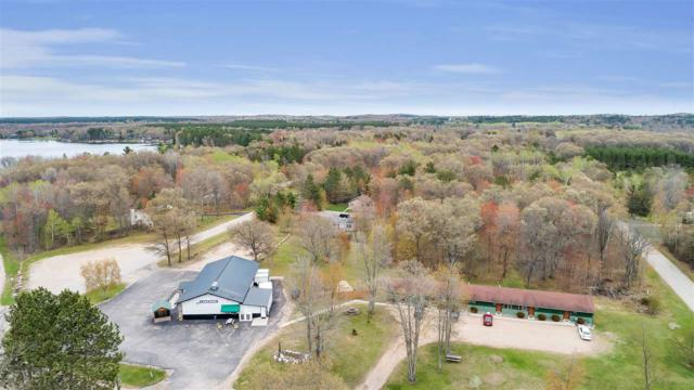 N11120 Newton Lake Road, Athelstane, WI 54104 (#50203402) :: Symes Realty, LLC