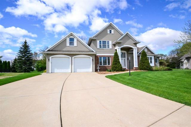 1868 Little Valley Court, De Pere, WI 54115 (#50203495) :: Todd Wiese Homeselling System, Inc.