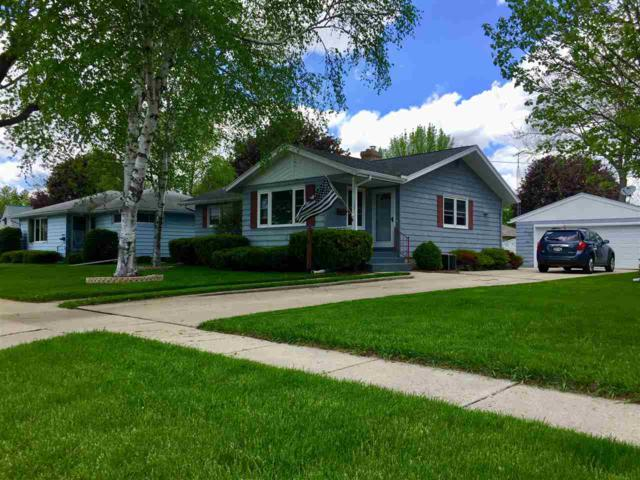 232 Pleasant Avenue, Waupun, WI 53963 (#50203757) :: Todd Wiese Homeselling System, Inc.