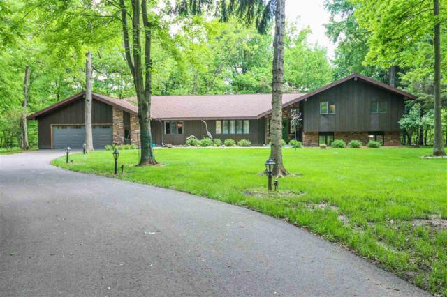 E2380 Lamplighter Lane, Waupaca, WI 54981 (#50203784) :: Dallaire Realty
