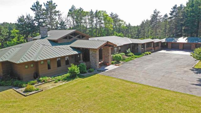 N5290 15TH Road, Wild Rose, WI 54984 (#50203954) :: Dallaire Realty