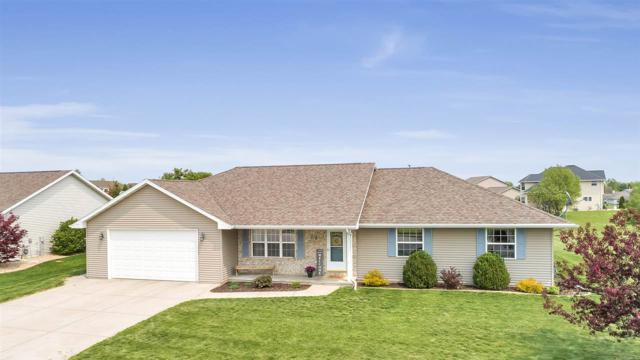 718 Lowell Road, Luxemburg, WI 54217 (#50203993) :: Dallaire Realty