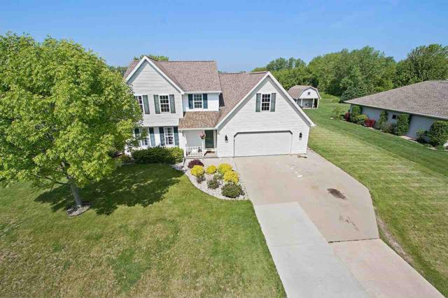 3347 Bay Heights Drive, Green Bay, WI 54311 (#50204241) :: Todd Wiese Homeselling System, Inc.
