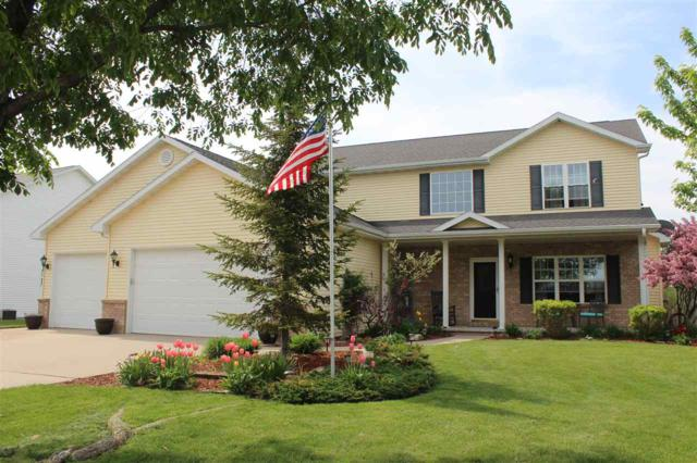 W6935 Glen Valley Drive, Greenville, WI 54942 (#50204344) :: Dallaire Realty