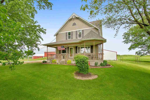 N7592 Hwy 114, Sherwood, WI 54169 (#50204356) :: Dallaire Realty